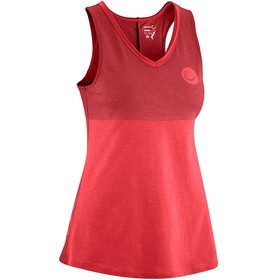 Edelrid Pof Tank Women vinered